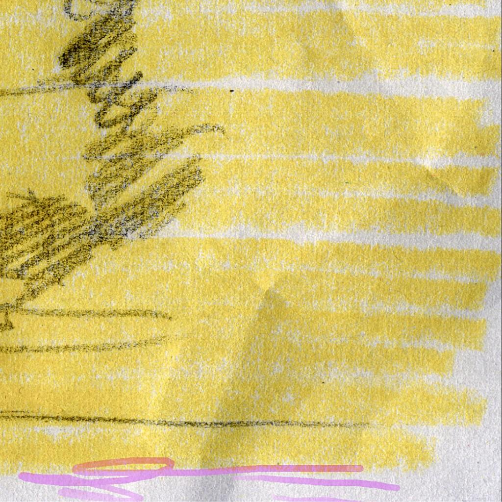 Ausschnitt Nr. 6 aus: Marcellus M. Menke: 72 Zehn-Euro-Scheine, nicht immer vollständig wiedergegeben, gescannte Zeichnung und digitale Montage, Köln 2012. Hommage à: Andy Warhol, 80 Zweidollarscheine (Vorder- und Rückseite), 1962