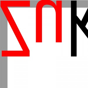 Ausschnitt Nr. 6 aus: Marcellus M. Menke: Digital Squares, Studie 001_b_v. Digital erzeugte Quadrate und Schrift. Vektorgrafik im PDF-Format. Köln 2013